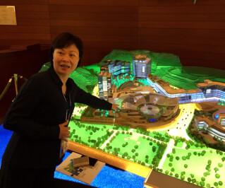 Winnie Wong Head of Marketing Cyberport