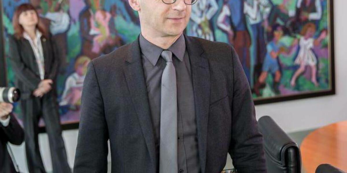 Verbraucher- und Bundesjustizminister Heiko Maas