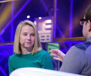 Marissa Mayer im Interview