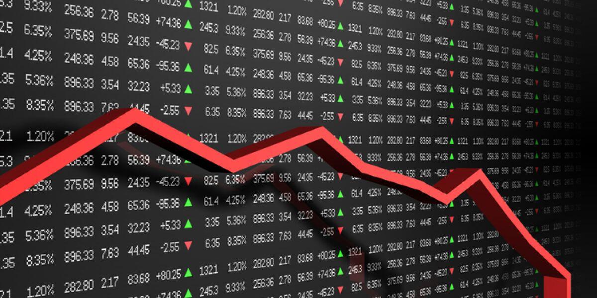 Börseneinbruch