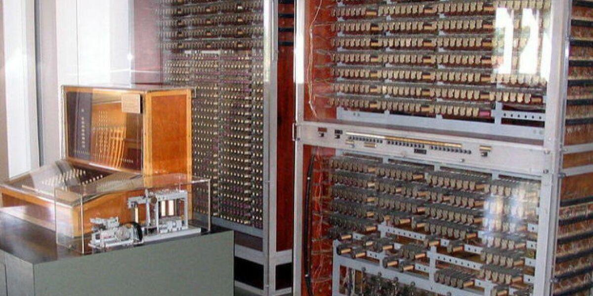 Z3-Rechner im Deutschen Museum