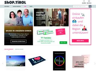Shop.Tirol - ein regionaler Online-Marktplatz
