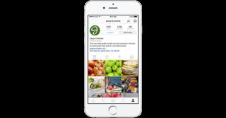 Instagram Business Profil