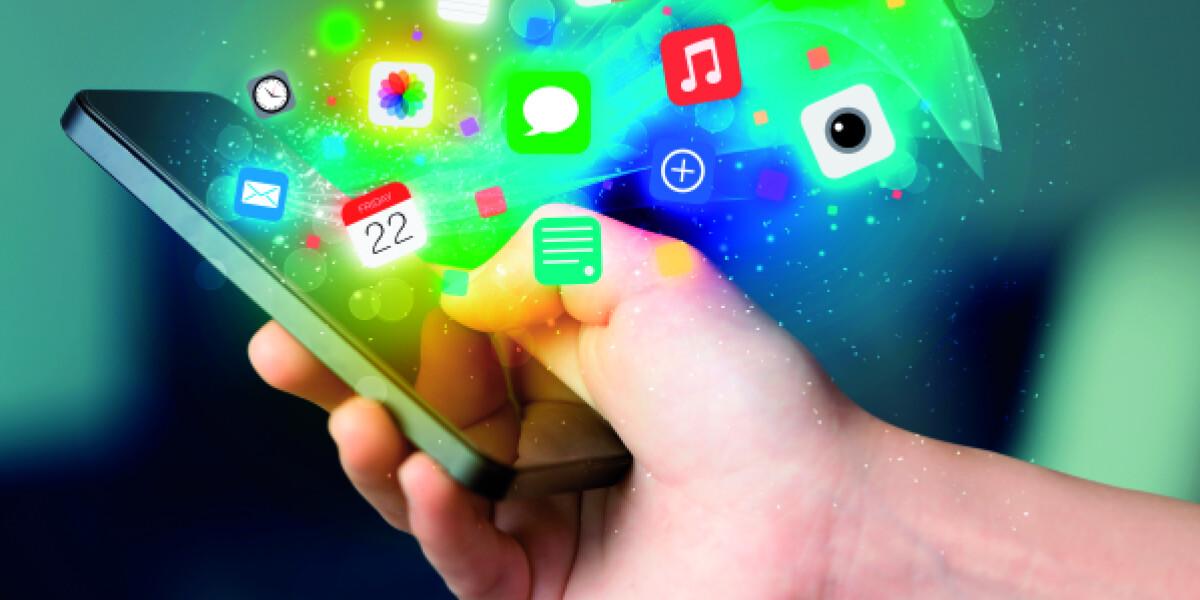 Smartphone und Apps