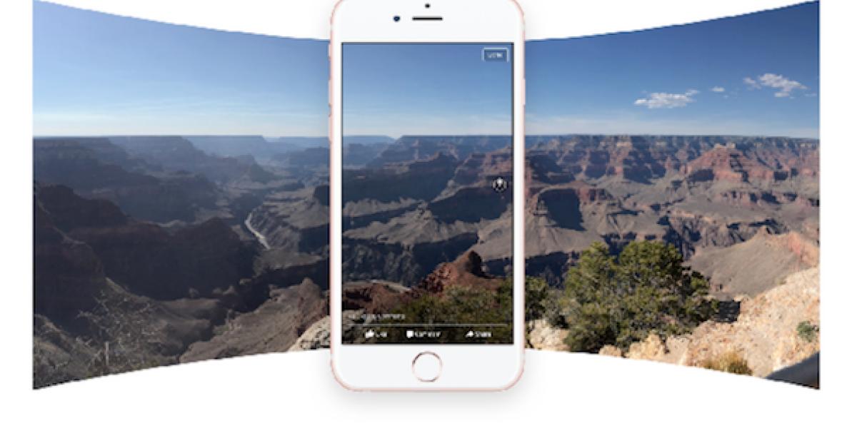 360 Grad Blick auf Facebook