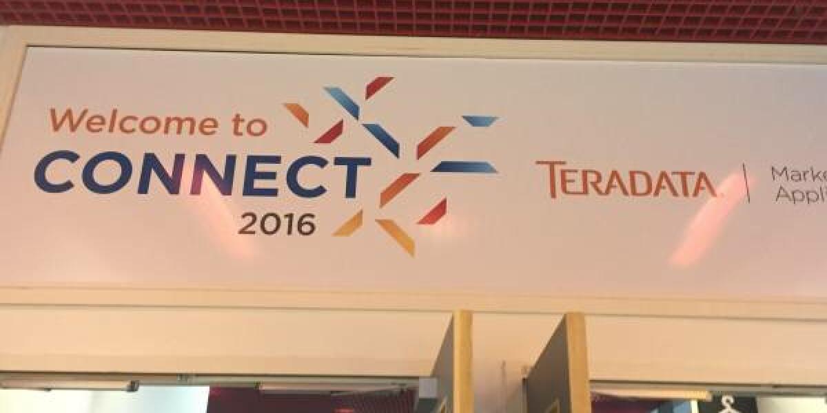 Teradata Connect 2016