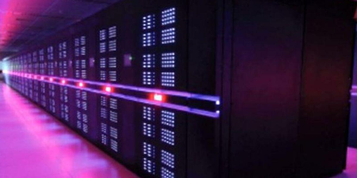 Supercomputer Sonnenweg TaihuLight