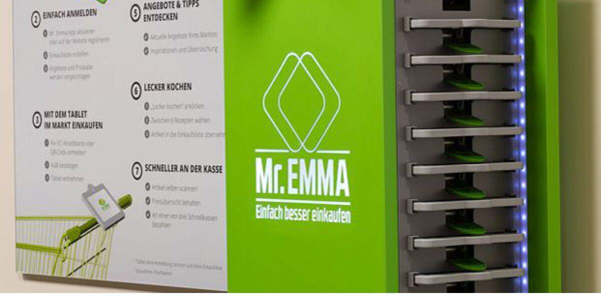 Ausleihstation von MrEmma