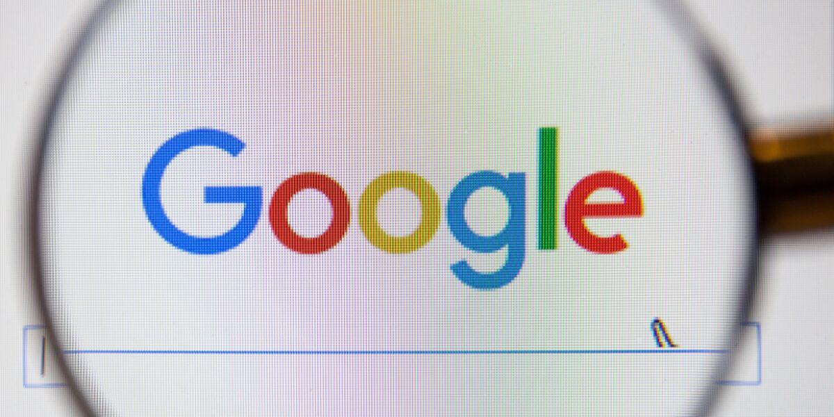 Google unter der Lupe