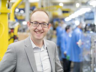 Tye Brady Cheftechnologe Amazon Robotics