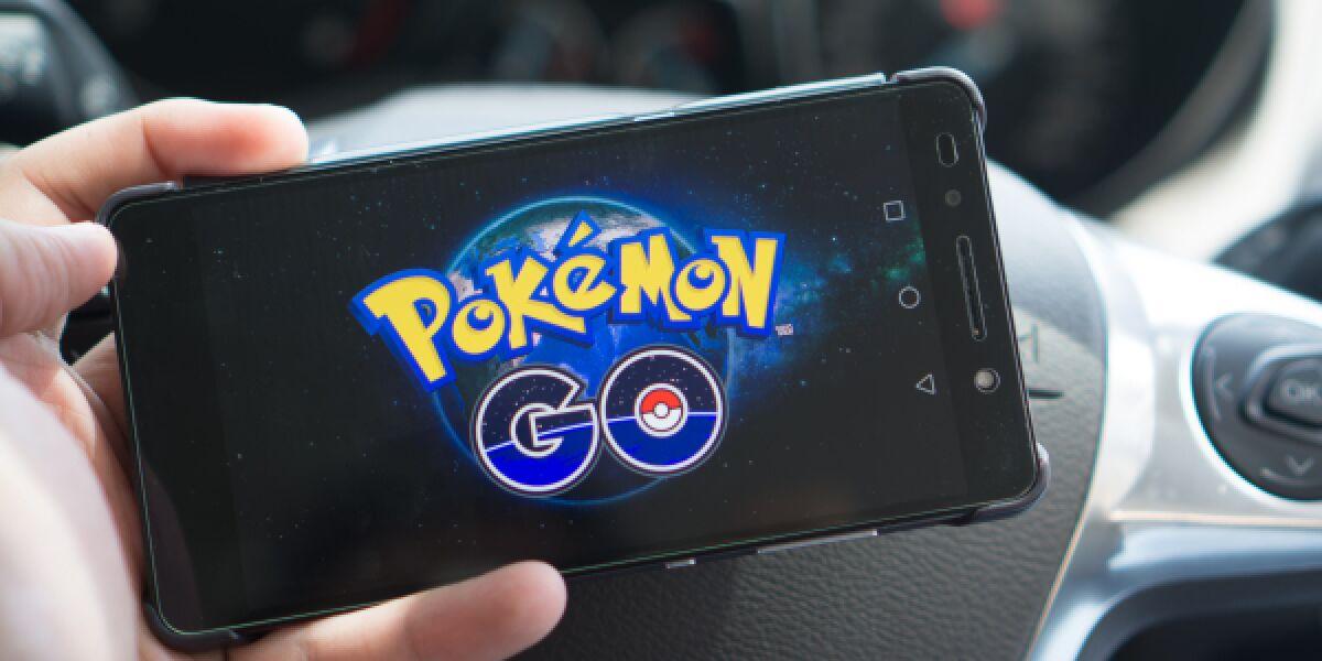 Pokémon Go Auto