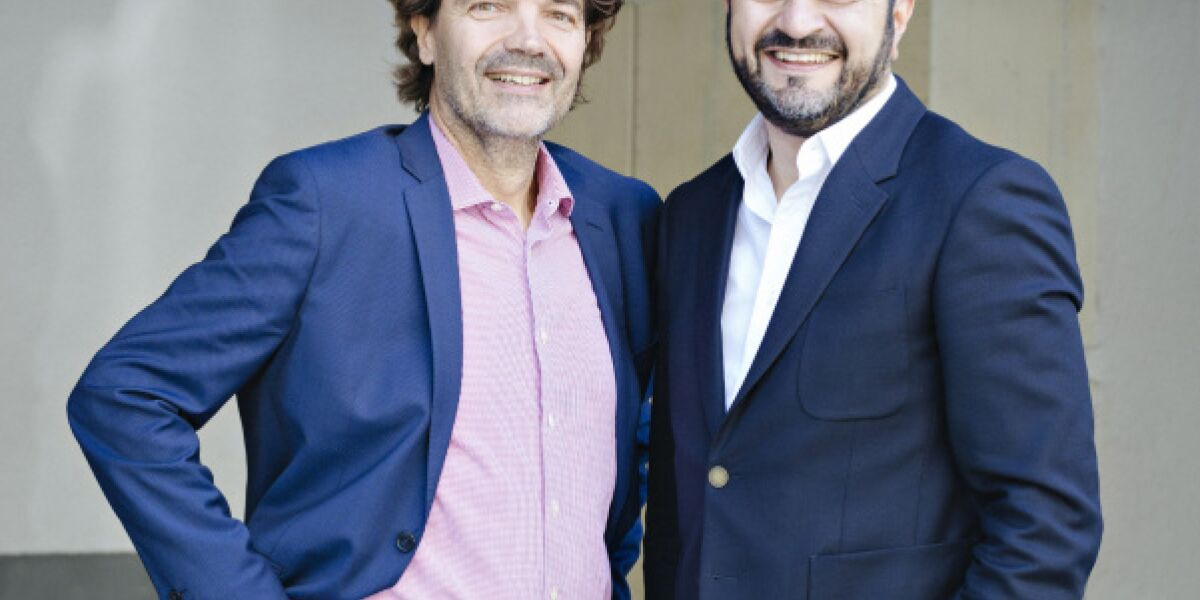 David Eicher und Soheil Dastyari