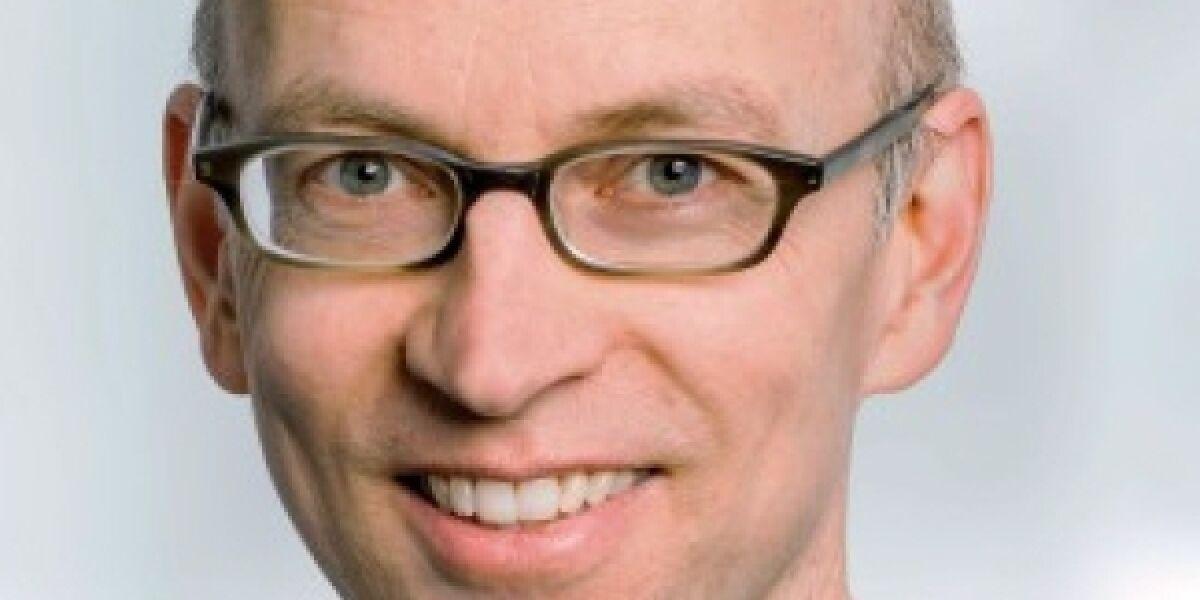 Bitkom-Chefvolkswirt Axel Pols