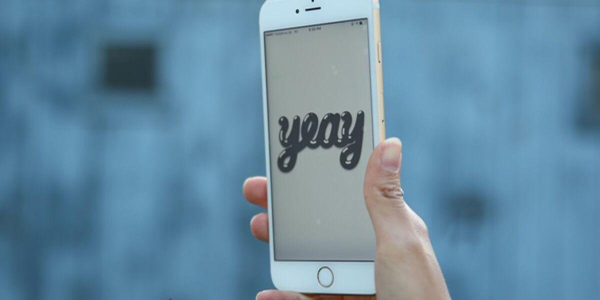 Video-Shopping mit Yeay
