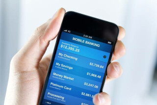 Mobile Banking mit Smartphone