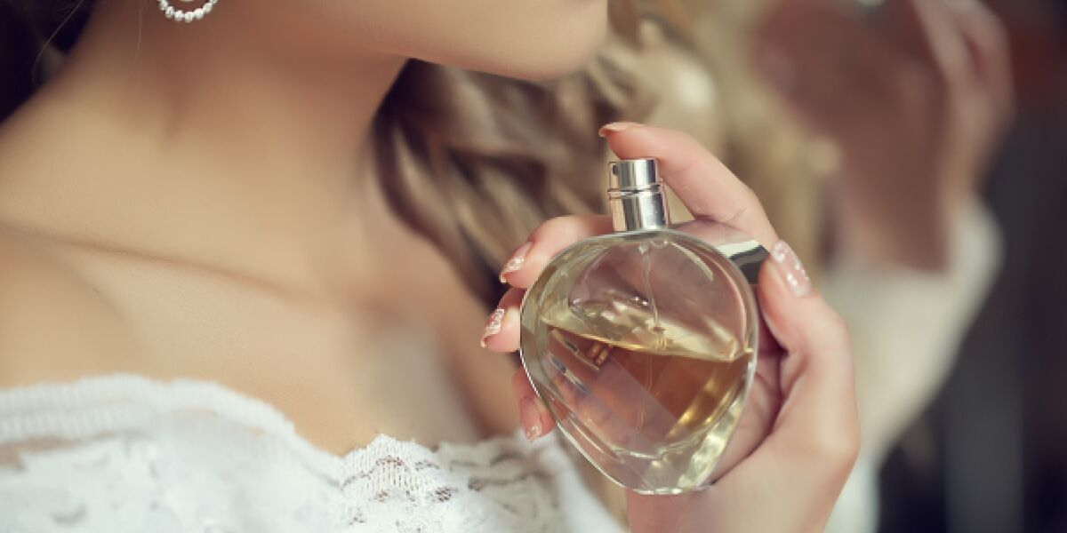 Parfüm Frau