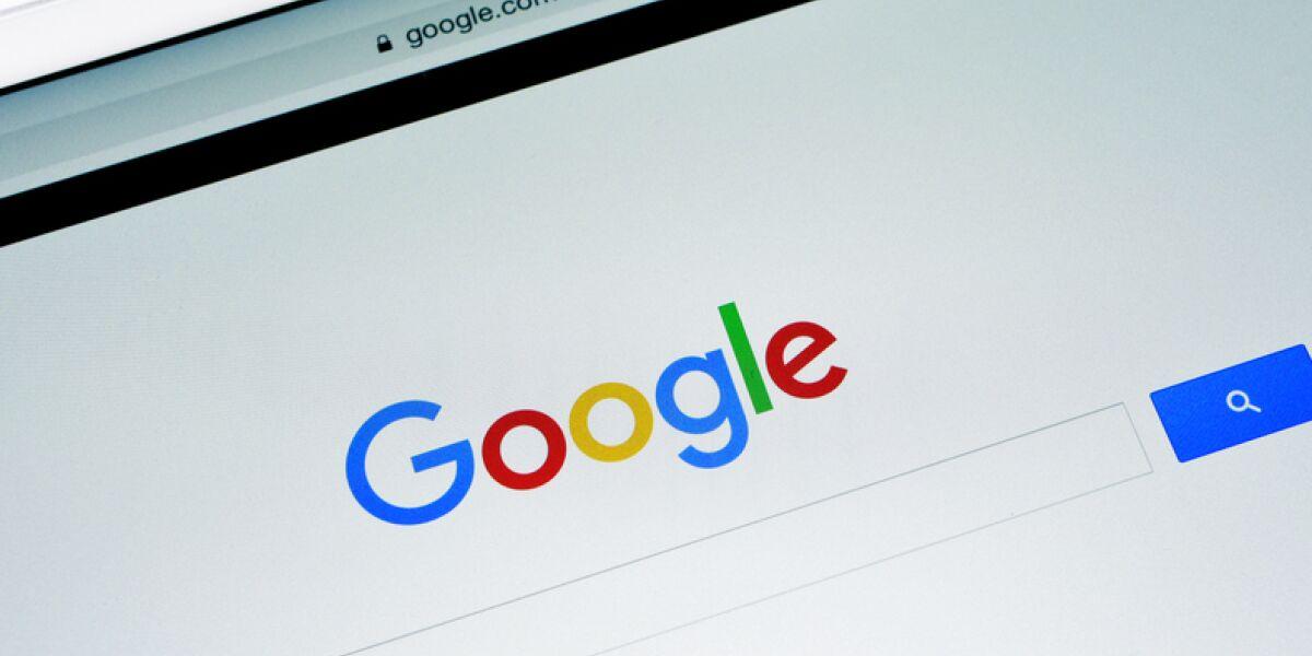 Google-Suche