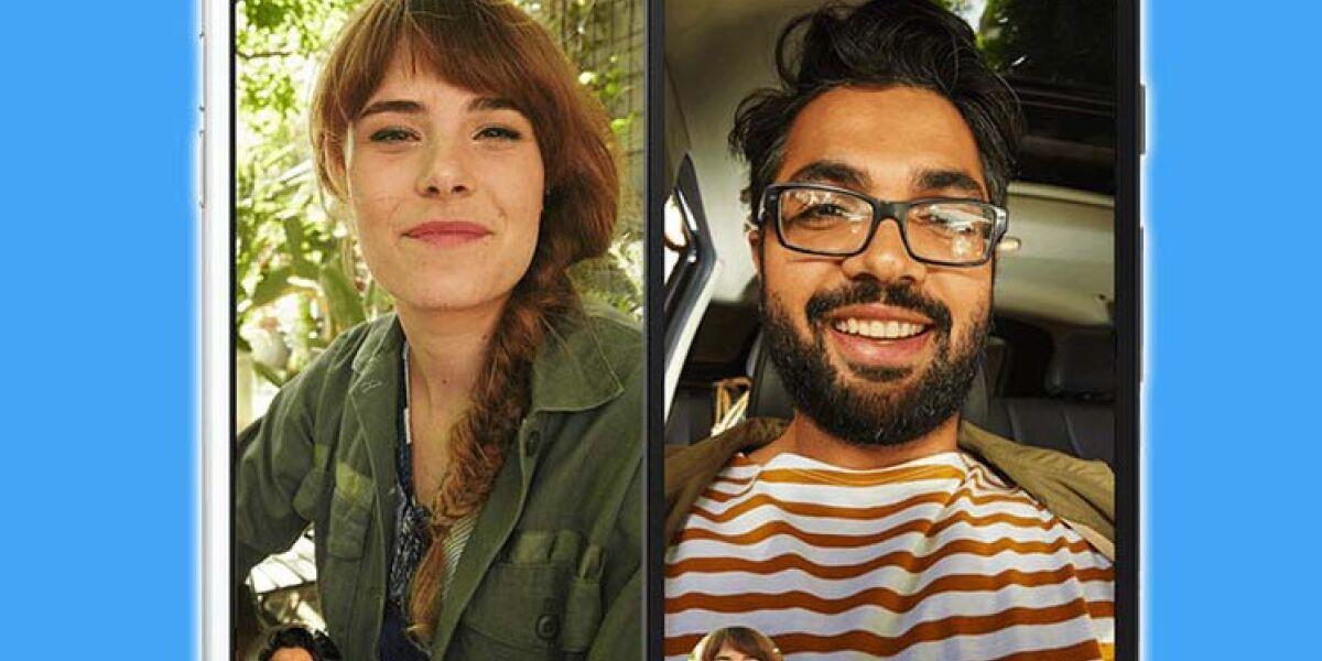 Google startet Video-Chat Duo