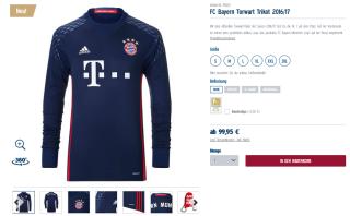 Manuel Neuer trikot