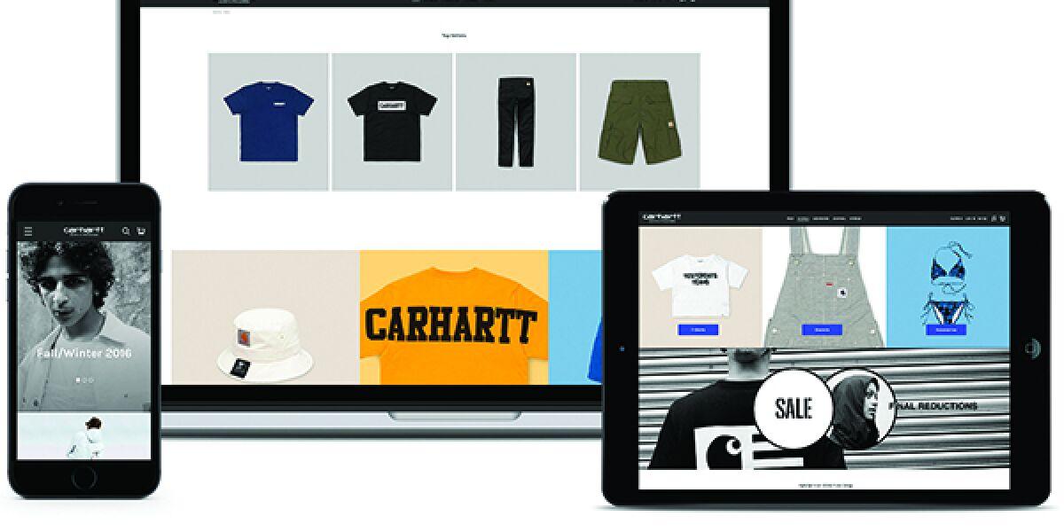 Carhartt WIP Commercetools