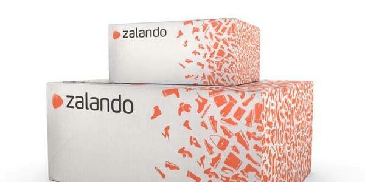 Pakete von Zalando