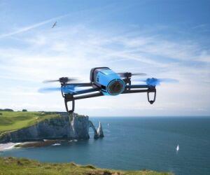 Drohne von Parrot
