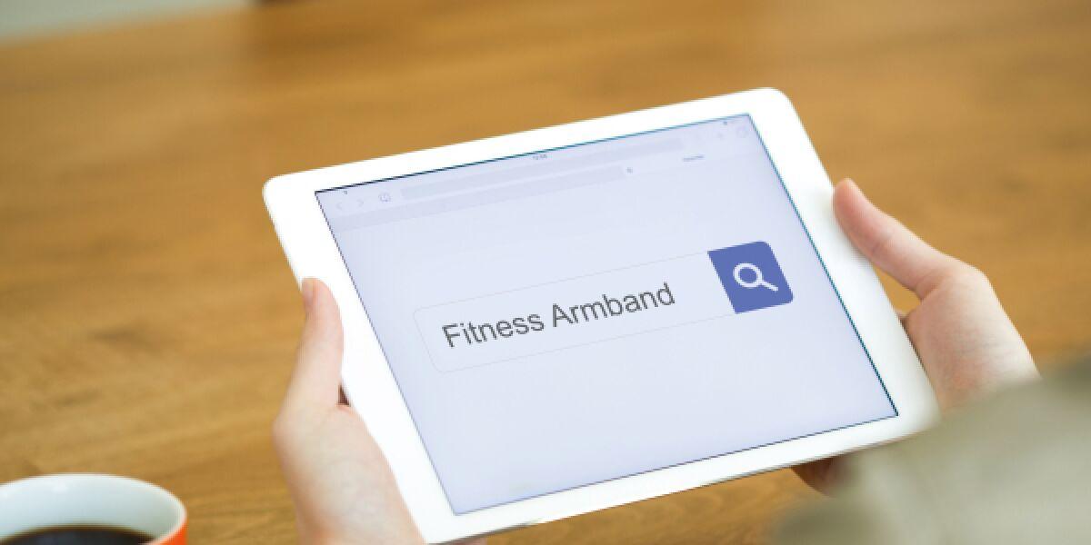 Fitness-Armand in der Suche