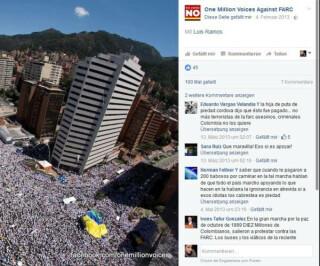 One Million Voices Against FARC