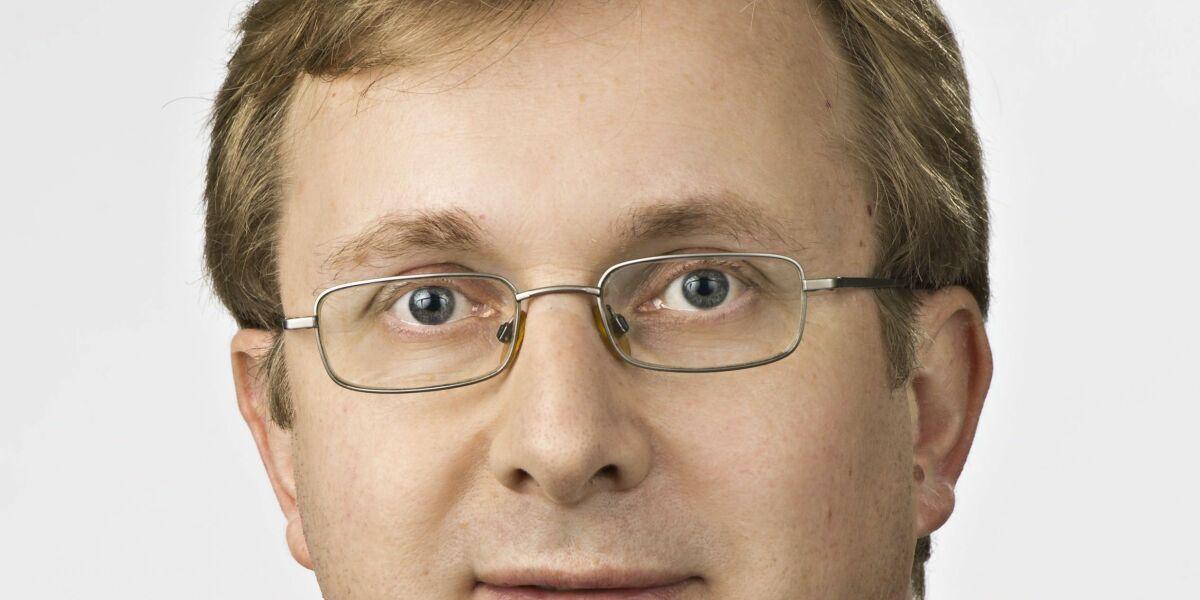 Matthias Zacher Senior Consultant IDC
