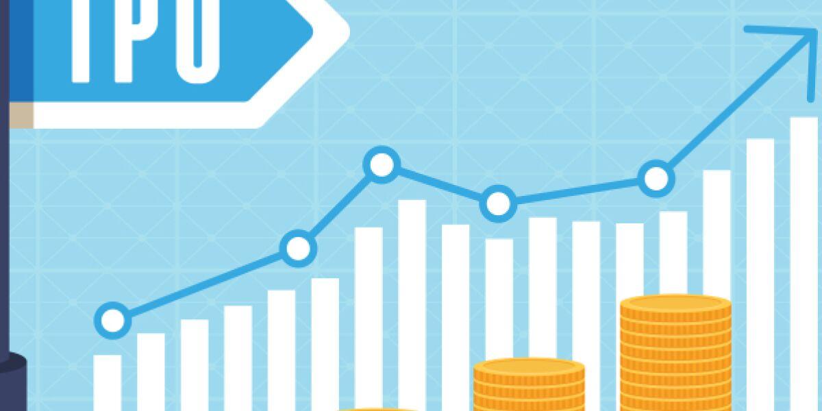 Grafik zu IPO