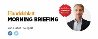 Das Morning Briefing von Gabor Steingart