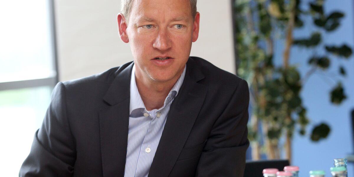 Mobile.de-Geschäftsführer Malte Krüger