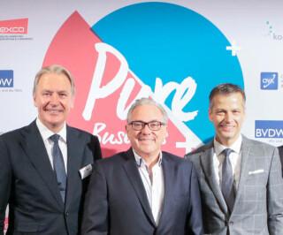 Christian Muche und Frank Schneider sind dmexco-Gründer