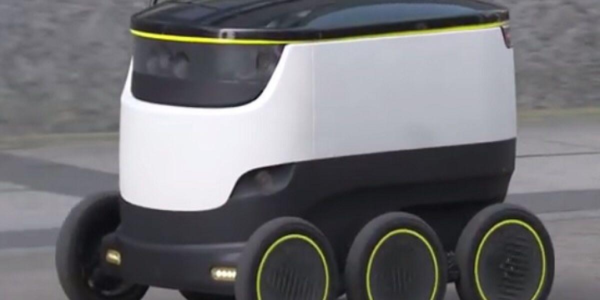 Liefer-Roboter