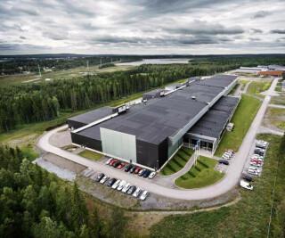 Daten-Center in Schweden