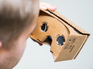 Bausatz für VR-Brillen
