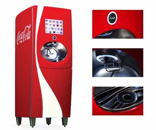 Coca Cola Freestyle Getraenkeautomat