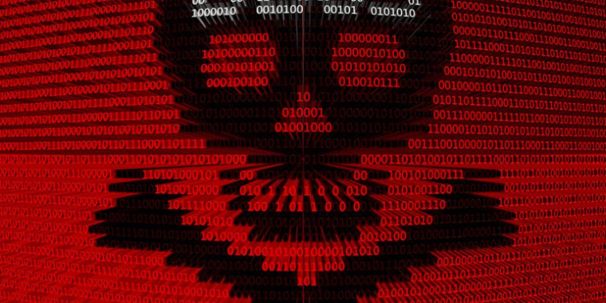 Cybercrime DDOS-Attacken