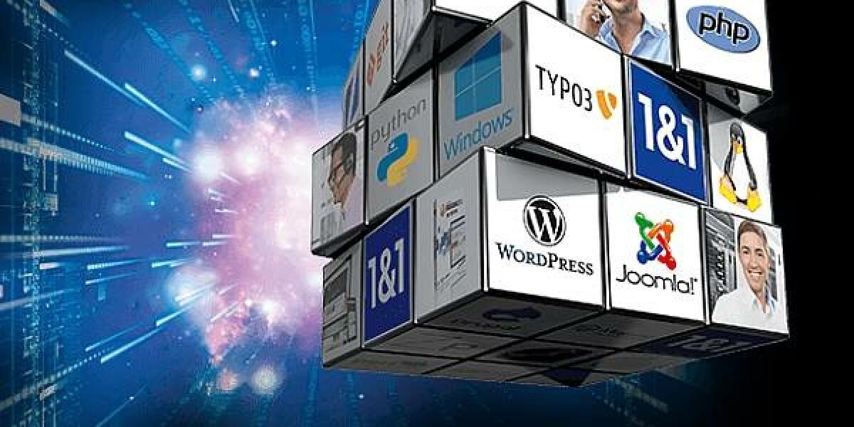 1 und 1 Webhosting