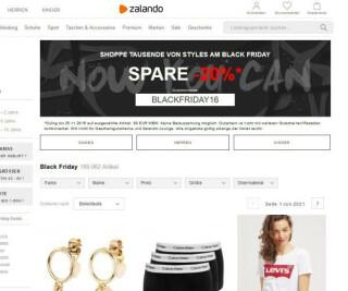 Zalando Shop