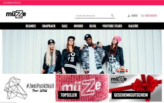 Shop von Mueze.net