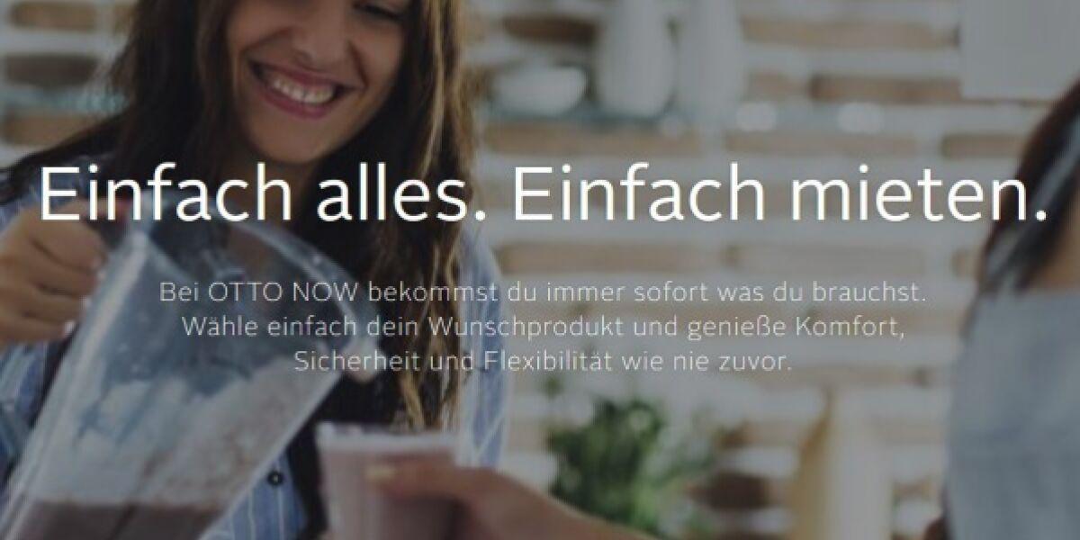 Otto-Now Webseite