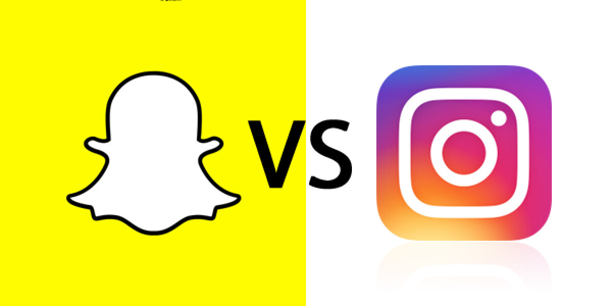 Snapchat Stories versus Instagram Stories
