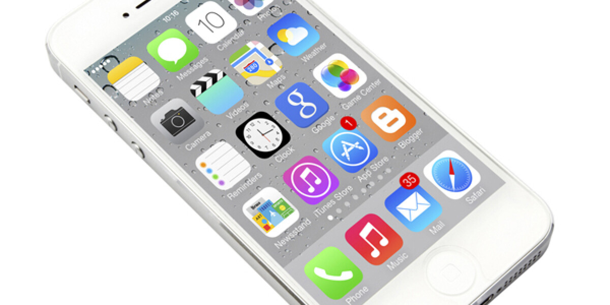 iPhone weiß
