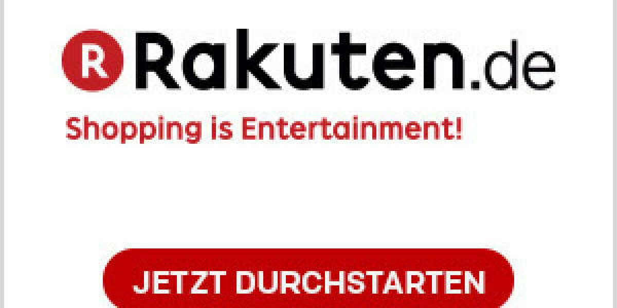 Rakuten Logo und Button
