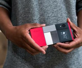 Modulares Smartphone