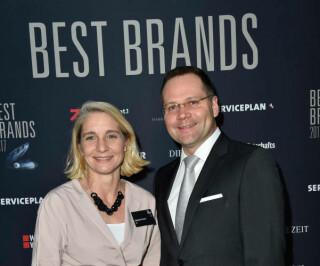 Stephanie Kickert und Michael Müller