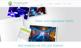 Groupjoyner App Screenshot