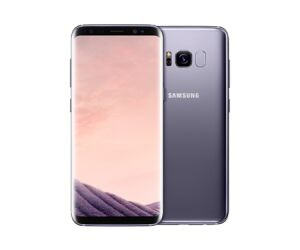 Galaxy S8 Orchid Gray Dual