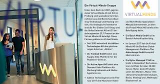 Übersicht Virtual-Minds-Gruppe